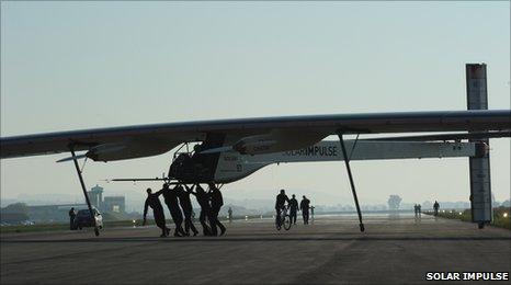 सौर विमान