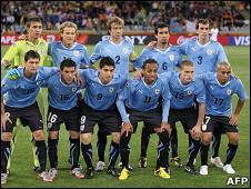 منتخب أوروجواي