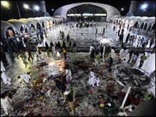 تفجيرات لاهور باكستان