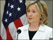 Хиллари Клинтон в Киеве