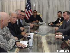 جو بايدن نائب الرئيس الامريكي