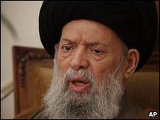 Grande Aiatolá Mohammed Hussein Fadlallah