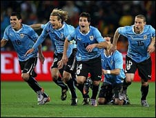 Equipo de Uruguay
