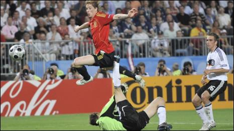Spanyol Jerman