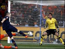 Iniesta'nın final maçında Hollanda'ya attığı gol