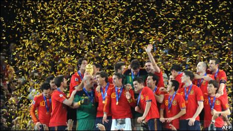 Испания - чемпион!