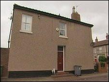 Casa da família em Merseyside