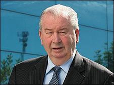 Julio Grondona, presidente de la AFA