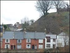 Lewes, no sul da Inglaterra