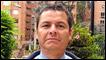 Ángel Sabogal, vigilante