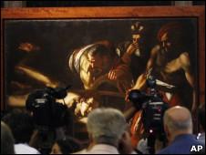 Cuadro de Caravaggio