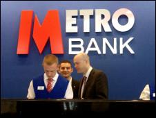 Отделение Metro Bank