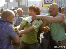 акция 31 июля в Москве