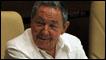 O presidente de Cuba, Raúl Castro, durante Assembleia Nacional, neste domingo (Reuters, 1 de agosto)