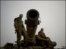Soldados israelenses/AP