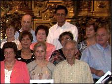Encuentro en Huerta del Rey