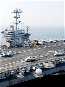 Chiến hạm USS George Washington