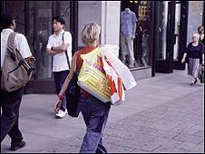 Consumidores en Londres