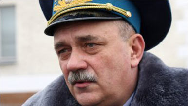 Командувач ВПС Сергій Онищенко