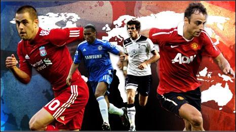 liga utama Inggris