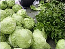 हरी सब्ज़ियाँ