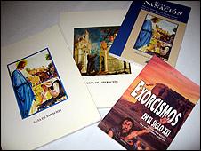 Libros sobre exorcismo