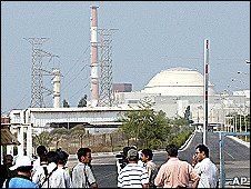 Central Nuclar de Irán