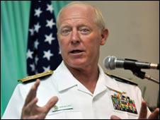 Đô đốc Robert Willard
