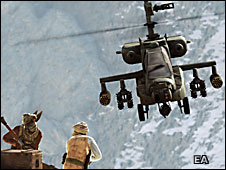 Imagen dle juego Medal of Honor