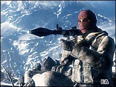 """Imagen del juego """"Medal of Honor"""""""