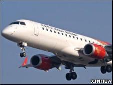 河南航空ERJ190