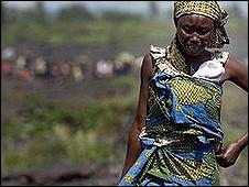 تجاوز به زنان در کنگو