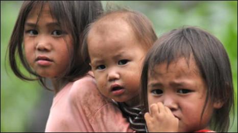Trẻ em tại Hà Giang