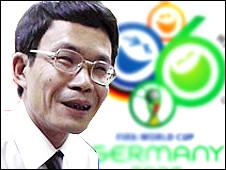 Ông Trần Đăng Tuấn (Ảnh của VietnamNet)