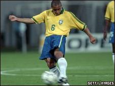 Gol de Roberto Carlos