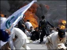 انفجار لاهور