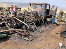 В ночь на 5 сентября террористы осуществили взрыв на военном полигоне в дагестанском городе Буйнакск.