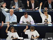 نمایندگان پارلمان اروپا