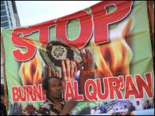مسيرة في اندونيسيا