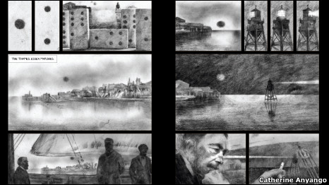 Heart of Darkness graphic novel