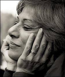 پرینوش صنیعی - عکس از وحید صابری