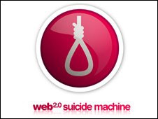 Web intihar makinesi