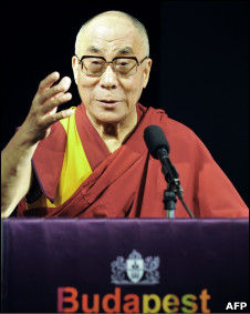 达赖喇嘛在布达佩斯弘法(18/09/2010)
