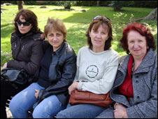 Українські іммігранти в Італії