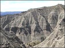 Montañas de Utah