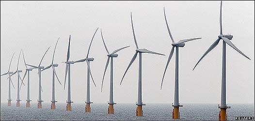Thanet el parque eólico marino más grande del mundo