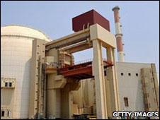 Planta nuclear de Irán