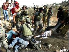 درگیری در بیت عمر