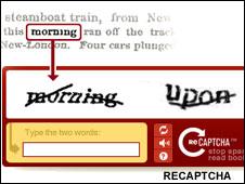 """Imagen extraída del sitio web de """"reCaptcha"""""""