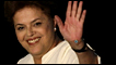 Dilma durante campanha